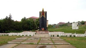 Мемориал советским Воинам-Освободителям открыт в Молдавии