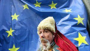 Здобулы: Руина дошла до Европы... на четвереньках