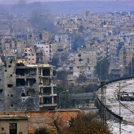 Боевики «оппозиции» обстреляли запад Алеппо: 5 человек погибли