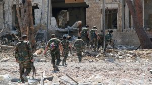 Сводка событий в Сирии и на Ближнем Востоке за 14 апреля 2019 года
