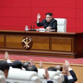 Ким Чен Ын может встретится с Путиным уже в апреле