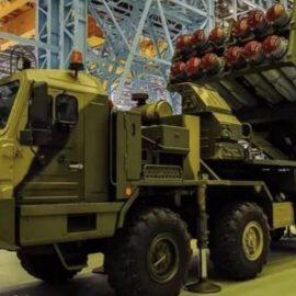 Зенитная ракетная система С-350 «Витязь» запущена в серийное производство