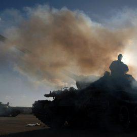 Осада Триполи