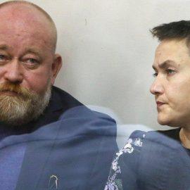 Савченко и Рубана освободили