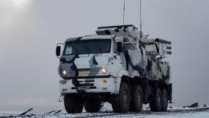 Подразделения ПВО Северного флота получат на вооружение «Панцири» и С-400