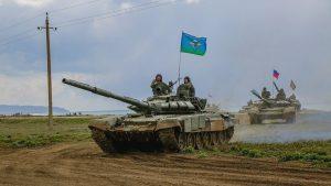 В ВДВ появились танковые батальоны