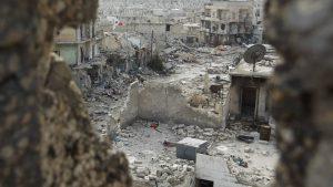 Сводка событий в Сирии и на Ближнем Востоке за 16 апреля 2019 года