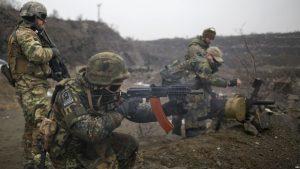 Обстрелы ВСУ на линии фронта не прекращаются — СЦКК
