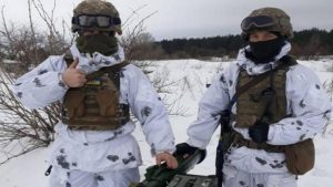 Бригады ВСУ на Донбассе