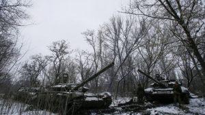 Донбасс. Оперативная лента военных событий 18.04.2019