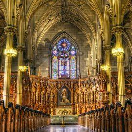 Нью-йоркский профессор попытался сжечь Собор Святого Патрика