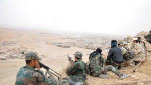 Сводка событий в Сирии и на Ближнем Востоке за 18 апреля 2019 года