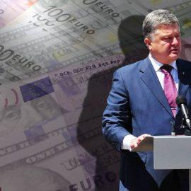Предвыборная паника: Порошенко потратил огромную сумму на рекламу в СМИ