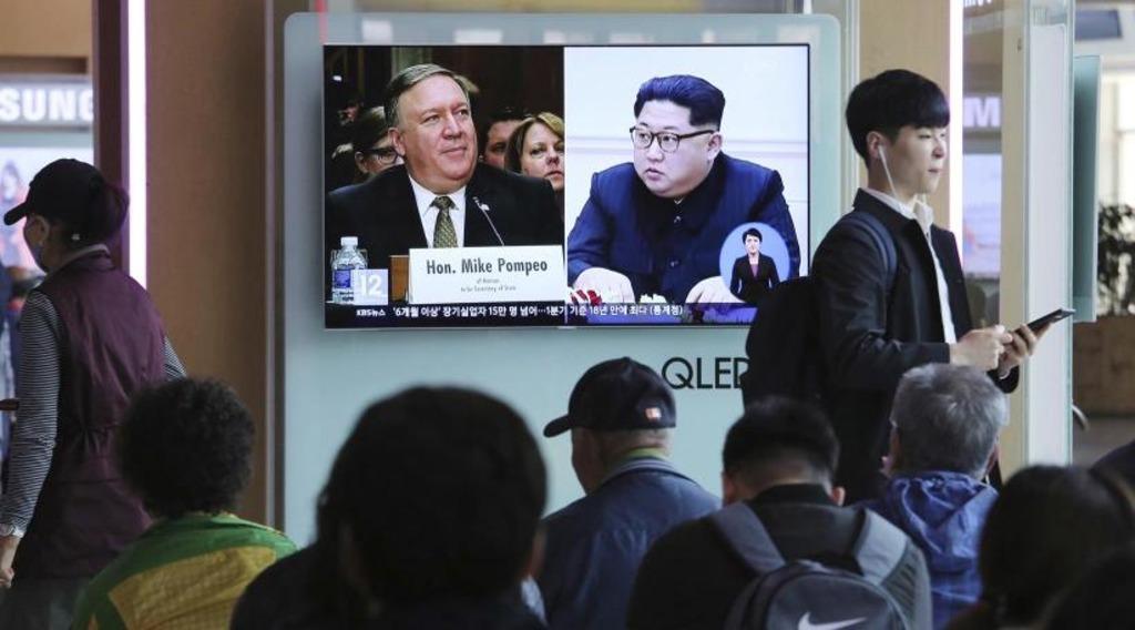 Ким Чен Ын, КНДР больше не хочет иметь дело с госсекретарем США Майком Помпео