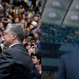 Прямой эфир: Дебаты Владимира Зеленского и Петра Порошенко