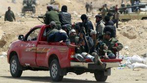 Число погибших в боях в Ливии достигло 220 человек
