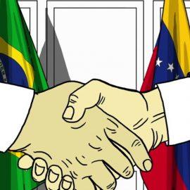 Мадуро просит Сенат Бразилии восстановить двусторонние отношения