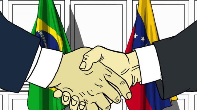 отношения Бразилии и Венесуэлы