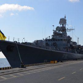 Паника охватила командование ВМСУ от возможности смены главкома после «выборов»