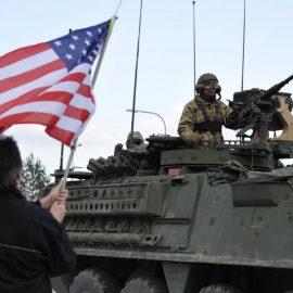 Прибалтийское «пушечное мясо» готовит Пентагон для войны с Россией