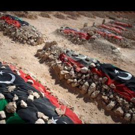 La quantità delle vittime in Libia è in crescita