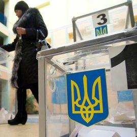 На Украине начался второй тур голосования на выборах президента страны