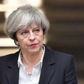 Консервативная партия Великобритании намерена отправить Терезу Мэй в отставку
