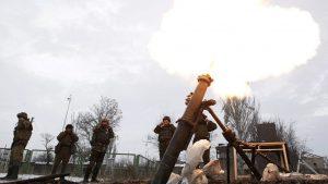 Вербное воскресенье в Донбассе тоже не принесло «перемирия»