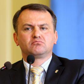 Губернатор Львовской области подал в отставку сразу после смены главы Руины