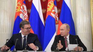 Сербия укрепит свои позиции после поездки Вучича в КНР