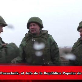 Zelenskiy se opuso al estatuto especial de Donbass