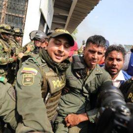 Брошенные Хуаном Гуайдо венесуэльские дезертиры нервируют Колумбию