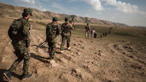 Иракские военные провели десантную операцию и уничтожили 7 командиров ИГИЛ