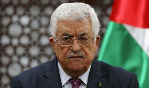 глава Палестины Махмуд Аббас