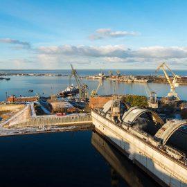 Спущена на воду атомная подлодка «Белгород»-носитель подводных беспилотных аппаратов «Посейдон»