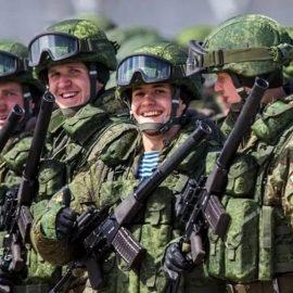 Из-за НАТО Россия усиливает войска на западе и юге