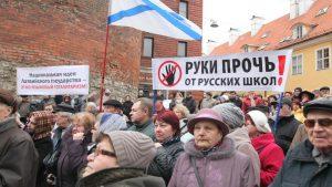 Мовоцид узаконен: Латвия переводит русские школы на латышский язык