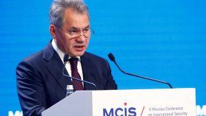 Россия адекватно ответит на любую агрессию НАТО в Чёрном море и на Балтике — Шойгу