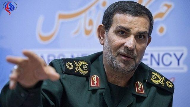 глава ВМФ Ирана Алиреза Тангсири