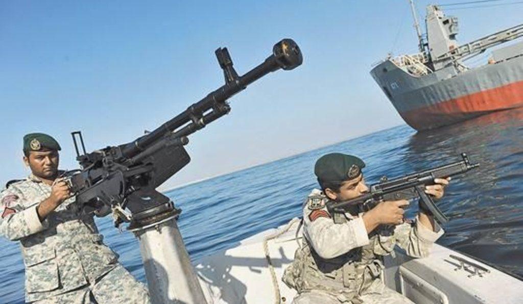 военные Ирана, КСИР, флот