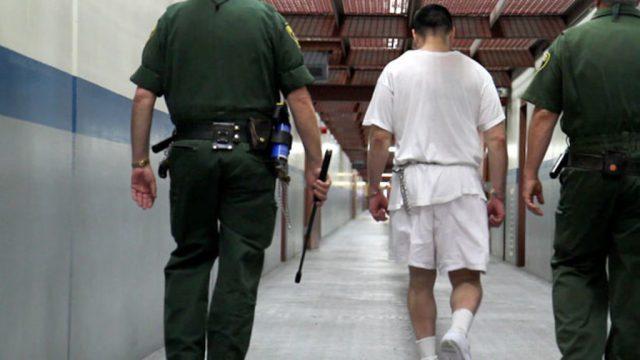 американская тюрьма Пеликан Бэй