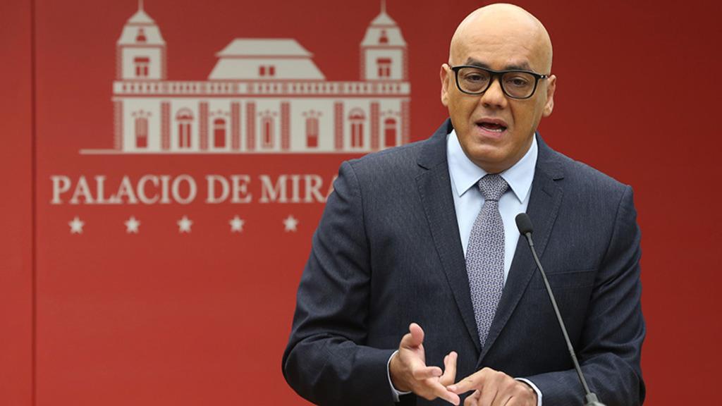 Вице-президент по связям с общественностью Венесуэлы Хорхе Родригес