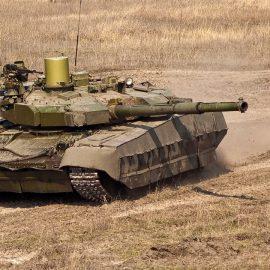 Проблемы с производством украинского танка «Оплот»