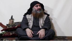 Боевики  ИГИЛ опубликовали свежее видео с главарем группировки Абу Бакром аль-Багдади