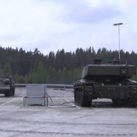 Эстонию ждут три недели «Весеннего шторма» от НАТО