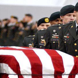 В Сирии погиб американский военный