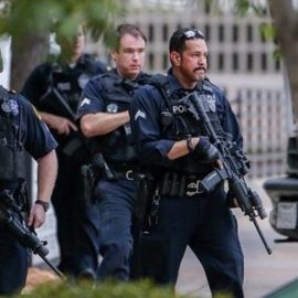 В Калифорнии предотвращен теракт