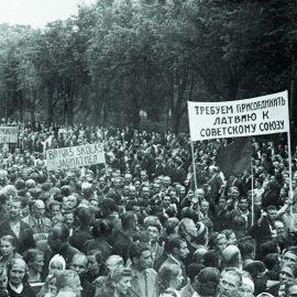 Немного о «советской оккупации»: Почему Литва с Эстонией так не любят вспоминать СССР