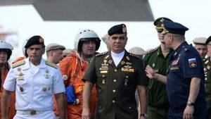 Хроника мятежа оппозиции с участием военнослужащих Венесуэлы 30 апреля