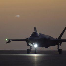США впервые применили F-35 против ИГИЛ